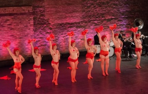 The Ladyslippers at Minneapolis Burlesque Festival