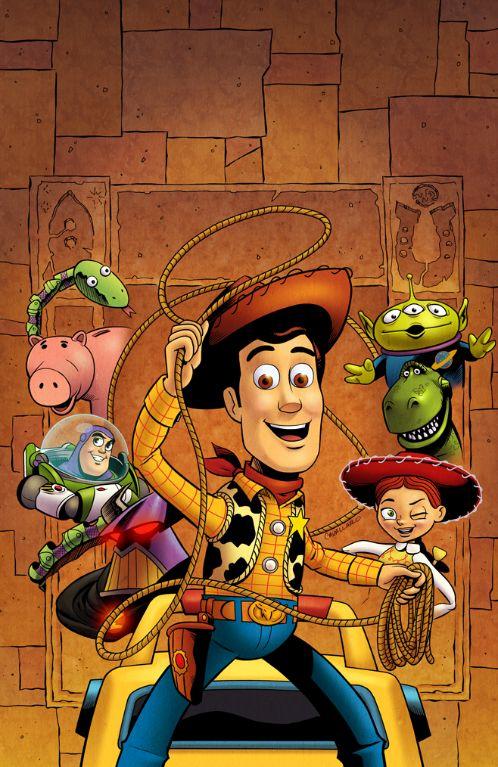 13. Toy Story #11, Boom! Studios